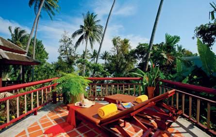 Garden Villa Terrace