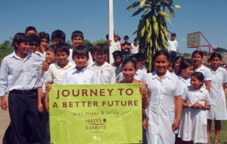 Journey to a better future in Bolivia