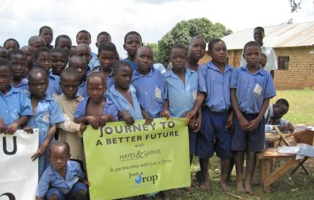 Journey to a better future in Kenya