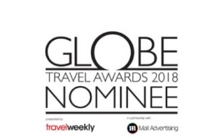 Globe Travel Awards, Hayes & Jarvis 2018