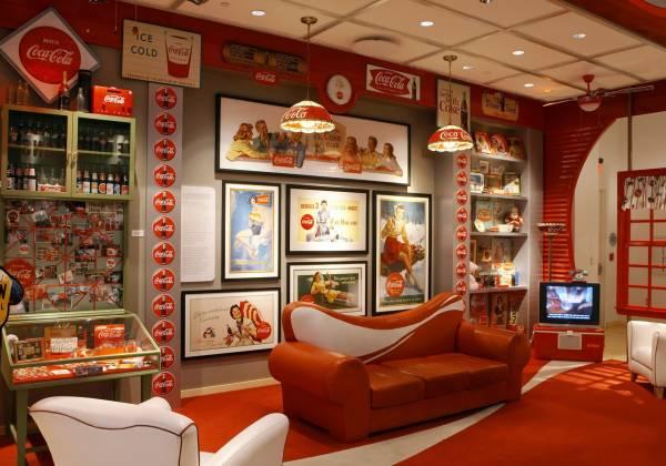 World of Coca Cola