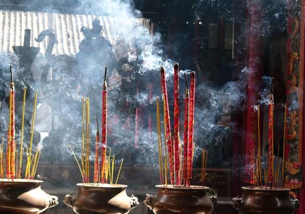 Thien Hau Temple China Town