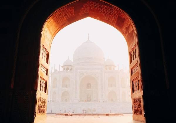 Taj Mahal Agra india ac almelor