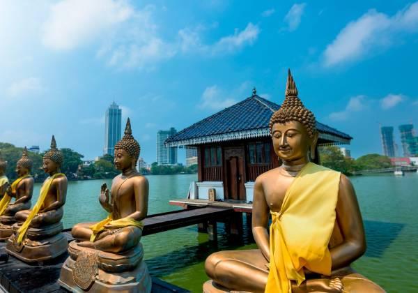 SriLanka SeemaMalakatemple Colombo