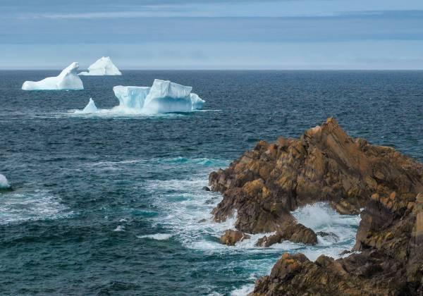 Iceberg Alley, Newfoundland & Labrador