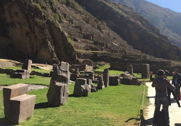 attraction in Ollantaytambo