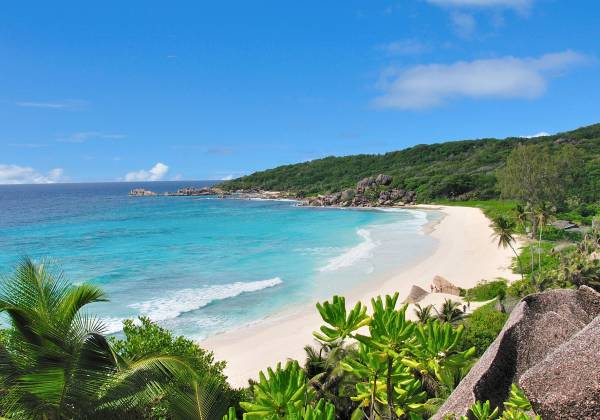Grand Anse Bay, Seychelles