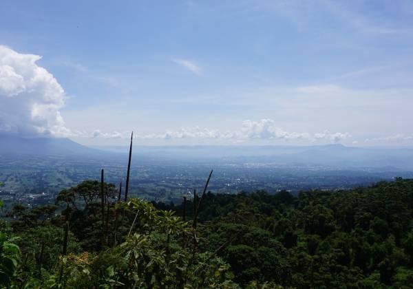 Views over Rwanda
