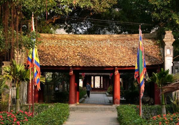 Hoa Lu King Dinh Temple