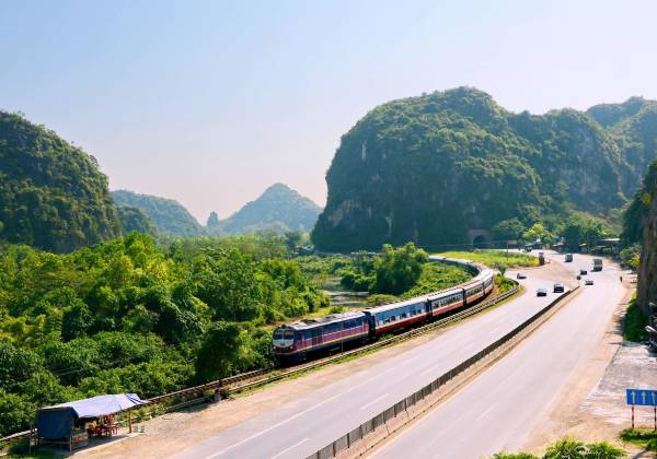 Vietnam by Rail