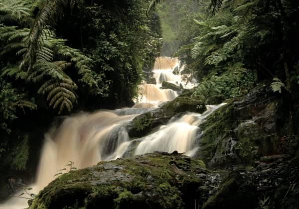 Waterfalls in Rwanda
