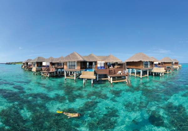 Coco Bodu Hithi Water Villa