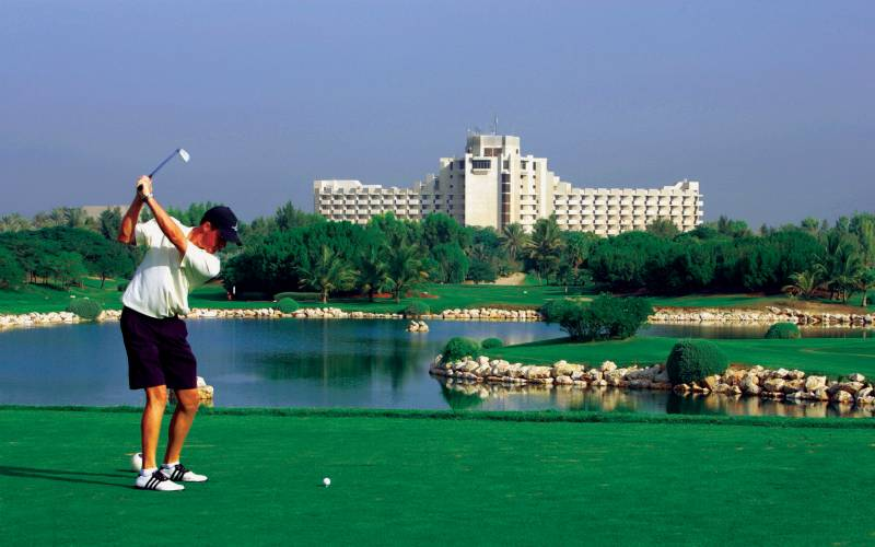 Jebel Ali Golf Course