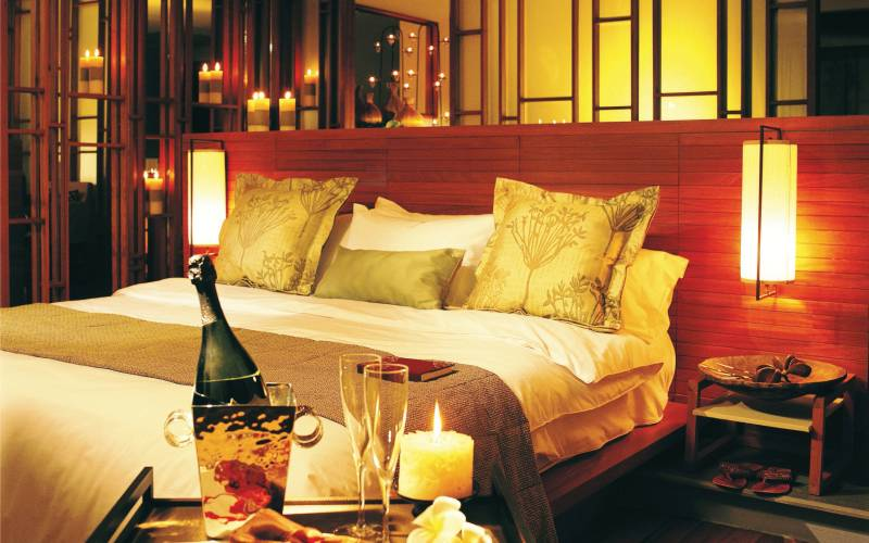 Double room at Pool and Garden residence
