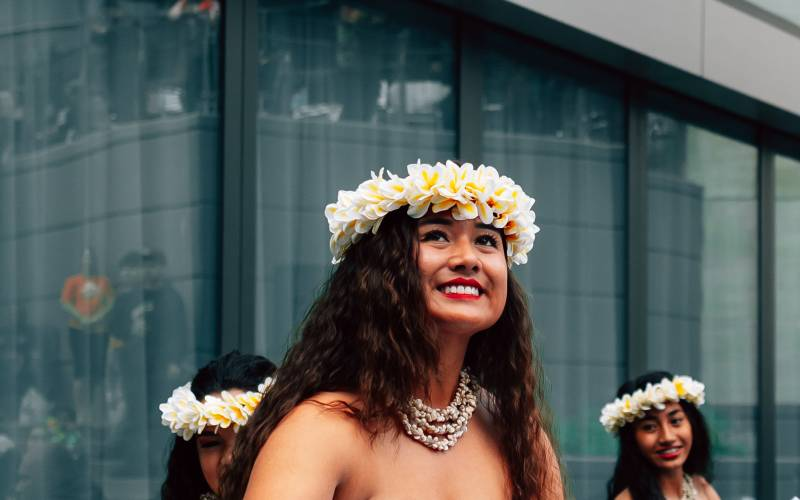 North American festivals- Hawaii