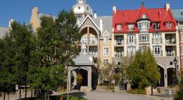 Enchanting Travels Canada Reise Hotel Sommet des Neiges