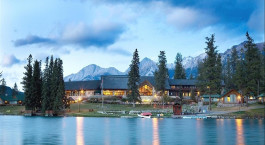 Enchanting Travels Canada Reise Fairmont Jasper Park Lodge