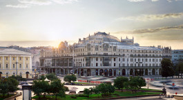 Enchanting Travels Russian Reise Metropol Hotel