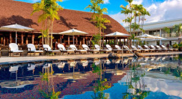 Enchanting Travels Cook Islands Reise Hotel Sheraton Aggie Grey's Hotel & Bungalows