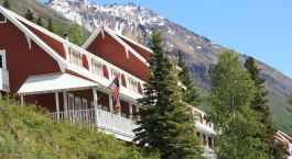 Enchanting Travels Alaska McCarthy Kennicott Glacier Lodge