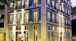 Enchanting Travels Portugal Tours Heritage Avenida Liberdade Hotel