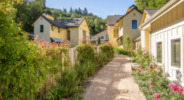 Enchanting Travels USA Tours Farmhouse Inn (Sonoma)