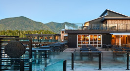 Enchanting Travels Canada Reise Hotel Tofino Resort and Marina