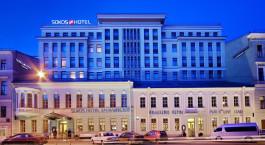Enchanting Travels Russian Reise Solo Sokos Hotel Vasilievsky