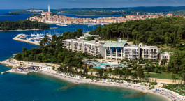 Enchanting Travels Croatia & Slovenia Tours Hotel Monte Mulini