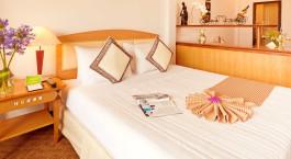 Zimmer im Liberty Hotel Saigon Parkview, Saigon, Vietnam