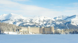 Enchanting Travels Canada Tours Hotel Fairmont Chateau Lake Louise