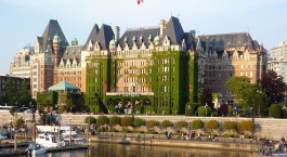 Enchanting Travels Canada Reise Hotel Fairmont Empress