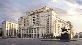 Enchanting Travels Russian Reise Four Season Hotel Moscow