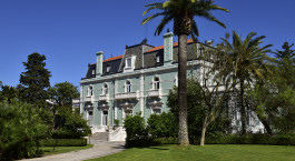 Enchanting Travels Portugal Tours Pestana Palace Lisboa