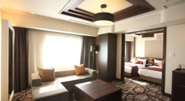 Enchanting Travels Japan Tours ANA Crowne Plaza Hotel Kushiro Room