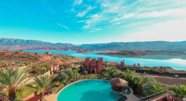 Enchanting Travels Morocco Tours Beni Mellal Hotels Widiane Suite & Spa Panorama