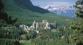 Enchanting Travels Canada Reise Fairmont Banff Springs