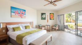 Enchanting Travels Cook Islands Reise Hotel Moana Sands Lagoon Resort