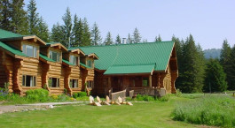 Enchanting Travels Alaska Reise Hotel Glacier Bayu2019s Bear Track Inn