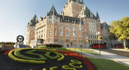 Enchanting Travels Canada Reise Hotel Fairmont Chateau Frontenac