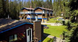 Enchanting Travels Canada Tours Sunwapta Falls Rocky Mountain Lodge
