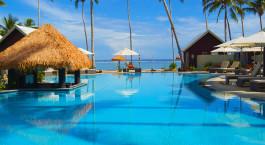 Enchanting Travels Cook Islands Reise Hotel Saletoga Sands Resort (South East Coast)