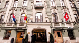 Enchanting Travels Russian Tours Helvetia Hotel