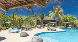 Enchanting Travels Cook Islands Reise Hotel Amoa Beach Resort