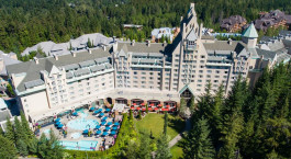 Enchanting Travels Canada Reise Hotel Fairmont Chateau Whistler
