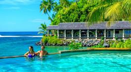 Enchanting Travels Cook Islands Reise Hotel Seabreeze Resort (South East Coast)