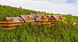 Enchanting Travels Canada Tours Hotel Sacacomie