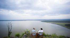 Lake Elementaita in Kenyaa