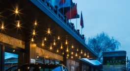 Enchanting Travels Russian Tours Sayen International Hotel