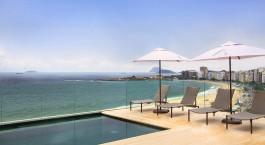 Sea Facing Pool, Windsor California, Rio de Janeiro, Brazil, South America